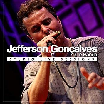 Jefferson Gonçalves e Banda (Studio Live Sessions)