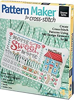 Pattern Maker For Cross-Stitch Version 4 - Special Edition For PC