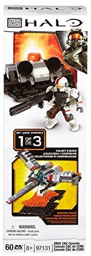 Mega Bloks 97131U - Halo UNSC C&C Console