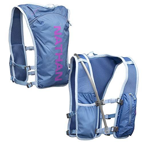 Nathan QuickStart 4L (1,5 L Bladder) Unisex Rucksack blau