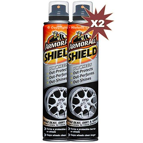 Armor All Shield for Wheels 16300EN, 2x 300ml = 2unidades