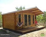 BZB Sunset Log Cabin Kit