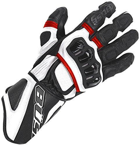 Büse 300126-13 Handschuh Aragon schwarz/weiß 13