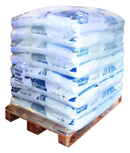 Saltech Regenereerzout, zouttabletten, 1 pallet, 40 x 25 kg zak