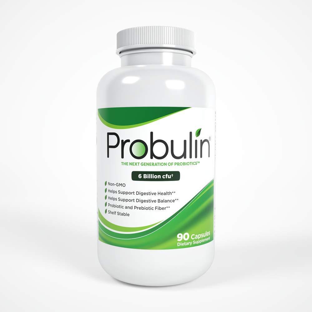 Probulin Original Formula Probiotic, 90 Capsules