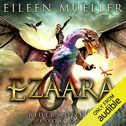 Ezaara audiobook cover art