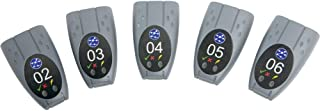 Ideal Networks 150059 Active Remote Set No. 2 to No. 6
