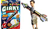 JA-RU Inflatable Giant Rocket Glider 41 Inches Long (1 Unit) Great Party Favor for Kids and Adults | Item #5802-1