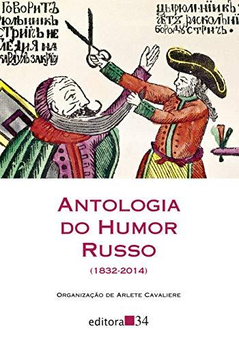 Antologia do humor russo (1832-2014)