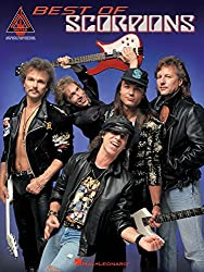 Best of Scorpions Songbook (Guitar Recorded Versions) (English Edition)