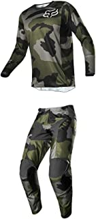 Fox Racing Youth 180 Przm Jersey/Pants Set (L/26)