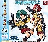 コンプ アクアシューターズ AQUA SHOOTERS 05 全5種 プラモ
