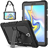 SEYMCY Galaxy Tab A 10.5 Case SM-T590/SM-T595/SM-T597 with