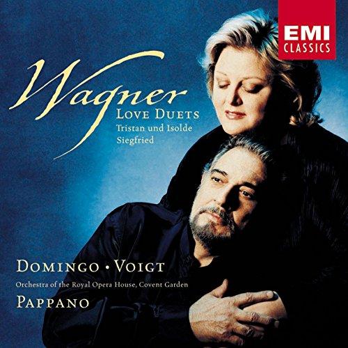 Wagner: Love Duets - Tristan und Isolde, Siegfried