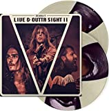 Live & Outta Sight Ii [Ltd.Ed. 2lp 3 Color Striped Vinyl] [Vinilo]