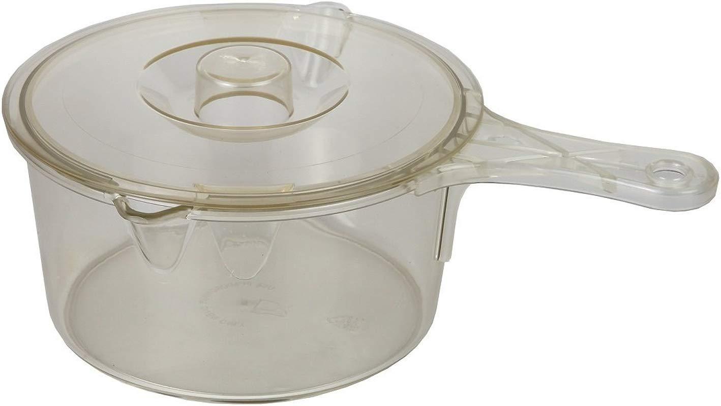 Home X Microwave Sauce Pan With Lid