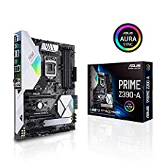 Designed for 9th and 8th generation Intel Core processors to maximize connectivity and speed with M.2, USB 3.1 Gen2 and ASUS Optimum II for better DRAM overclocking stability Revamped 5 Way Optimization that has the intelligence to overclock a CPU ba...