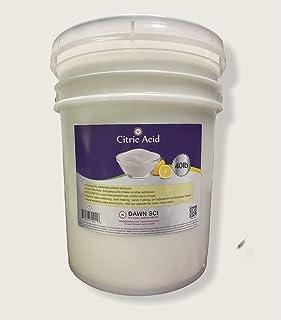 Citric Acid (40 lb) Premium Natural Quality, Food Additive, Pure & Non-GMO,