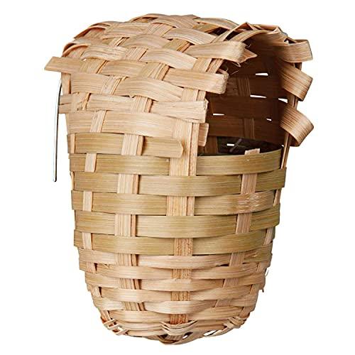 Trixie Nido Bambú, 9x10 cm