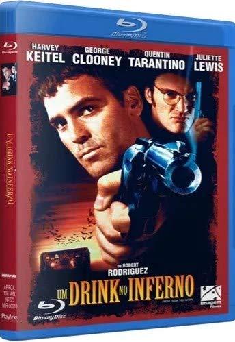 Um Drink No Inferno Blu-ray
