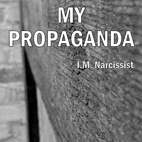 My Propaganda audiobook cover art