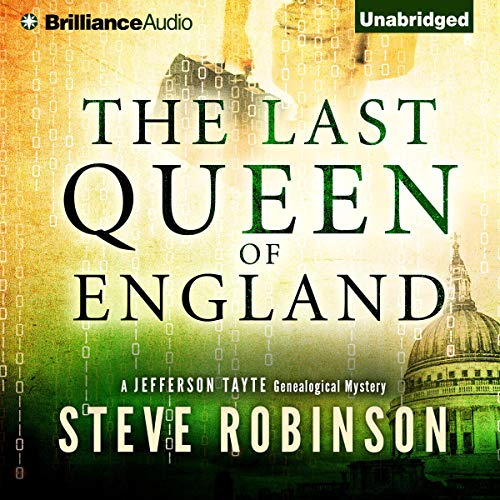 The Last Queen of England cover art