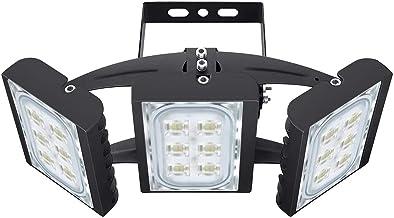 LED Flood Light, STASUN 90W 8100lm Security Lights with 330°Wide Lighting Area, OSRAM LED Chips, 6000K Daylight, Adjustabl...