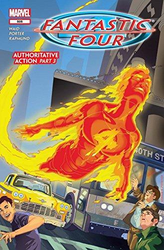 Fantastic Four (1998-2012) #505 (English Edition)