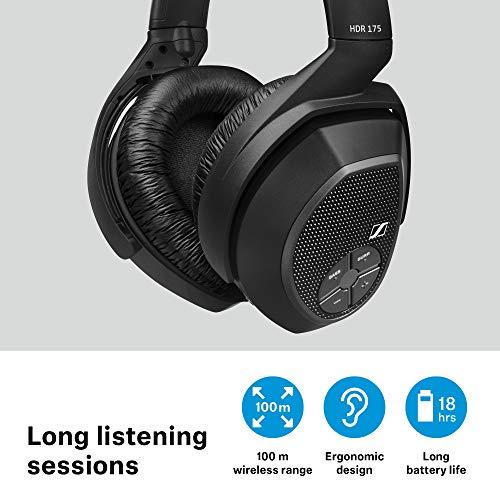 Product Image 8: Sennheiser RS 175 RF Wireless Headphone System
