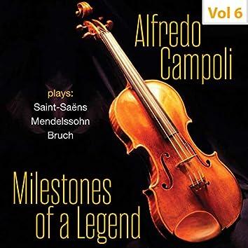 Milestones of a Legend: Alfredo Campoli, Vol. 6