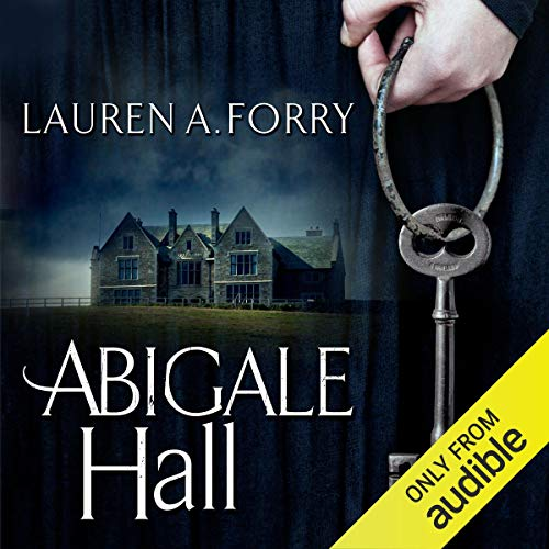 Abigale Hall audiobook cover art
