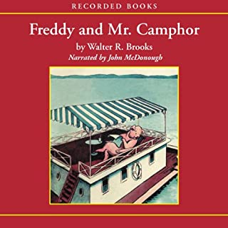 Freddy and Mr. Camphor  cover art
