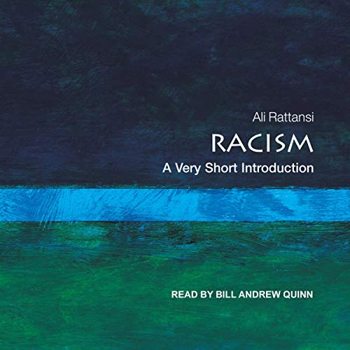 Racism cover art