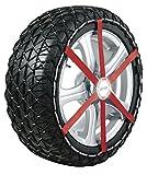 Coppia di calze da neve per pneumatici Michelín Easy Grip misura S14,...