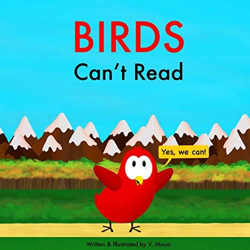 Birds Can't Read (Sammy Bird) (English Edition)