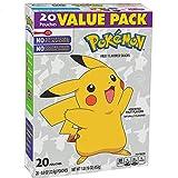 Pokemon Fruit Snacks 20 Pouches