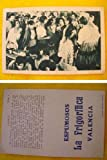 Antiguo cromo cine publicidad - Old advertising card film : CARMEN. Nº 1. Espumosos La Frigorífica, Valencia