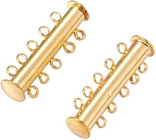 tube bar clasp with bar