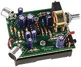Bausatz zum Löten Lieferung mit Lautstärkeregler und Ein/Aus-Schalter Ideal für schwerhörige Personen