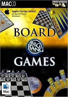 Big Bang Board Games  - Mac