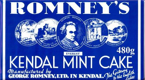 Kendal Mint Cake 480g weiß