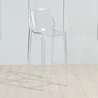 Amazon Fr Tabouret Haut Transparent