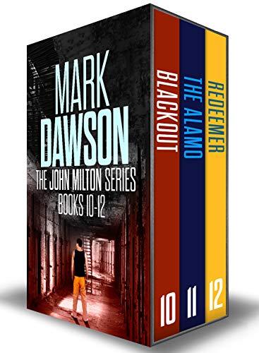 The John Milton Series: Books 10-12 (English Edition)