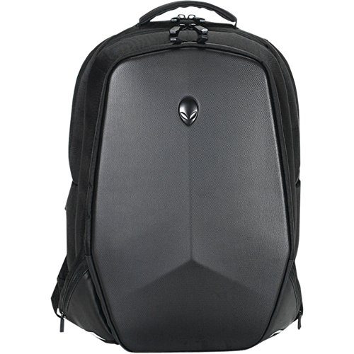 Mobile Edge Alienware Vindicator - notebook cases (Backpack, Black, Monotone, Nylon, Scratch resistant, 414 x 299.7 x 48.3 mm)