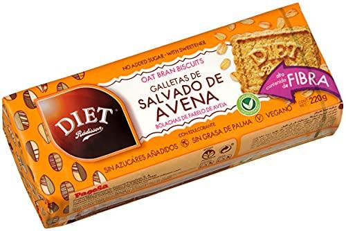 Diet Radisson Galletas de Salvado de Avena 220 g