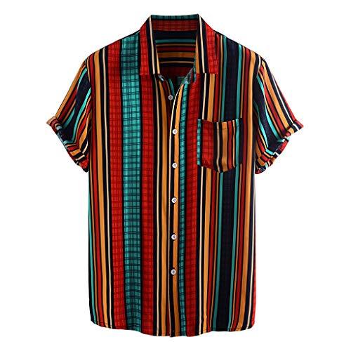 Yowablo -   Herren Hemd