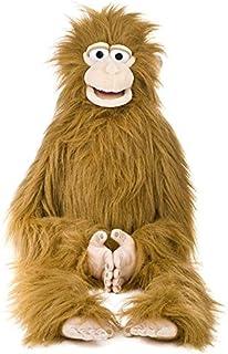 """38"""" Silly Monkey, Wrap Around Waist, Ventriloquist Style Puppet"""
