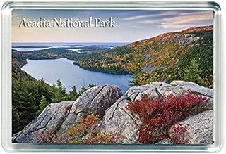 J427 Acadia National Park Jumbo Refrigerator Magnet US American Travel Fridge Magnet USA