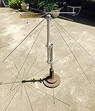Harvest 25-1300 mhz Scanner/Ham/General Coverage Discone Antenna - N Connector