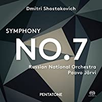 Shostakovich: Symphony No. 7 by Russian National Orchestra